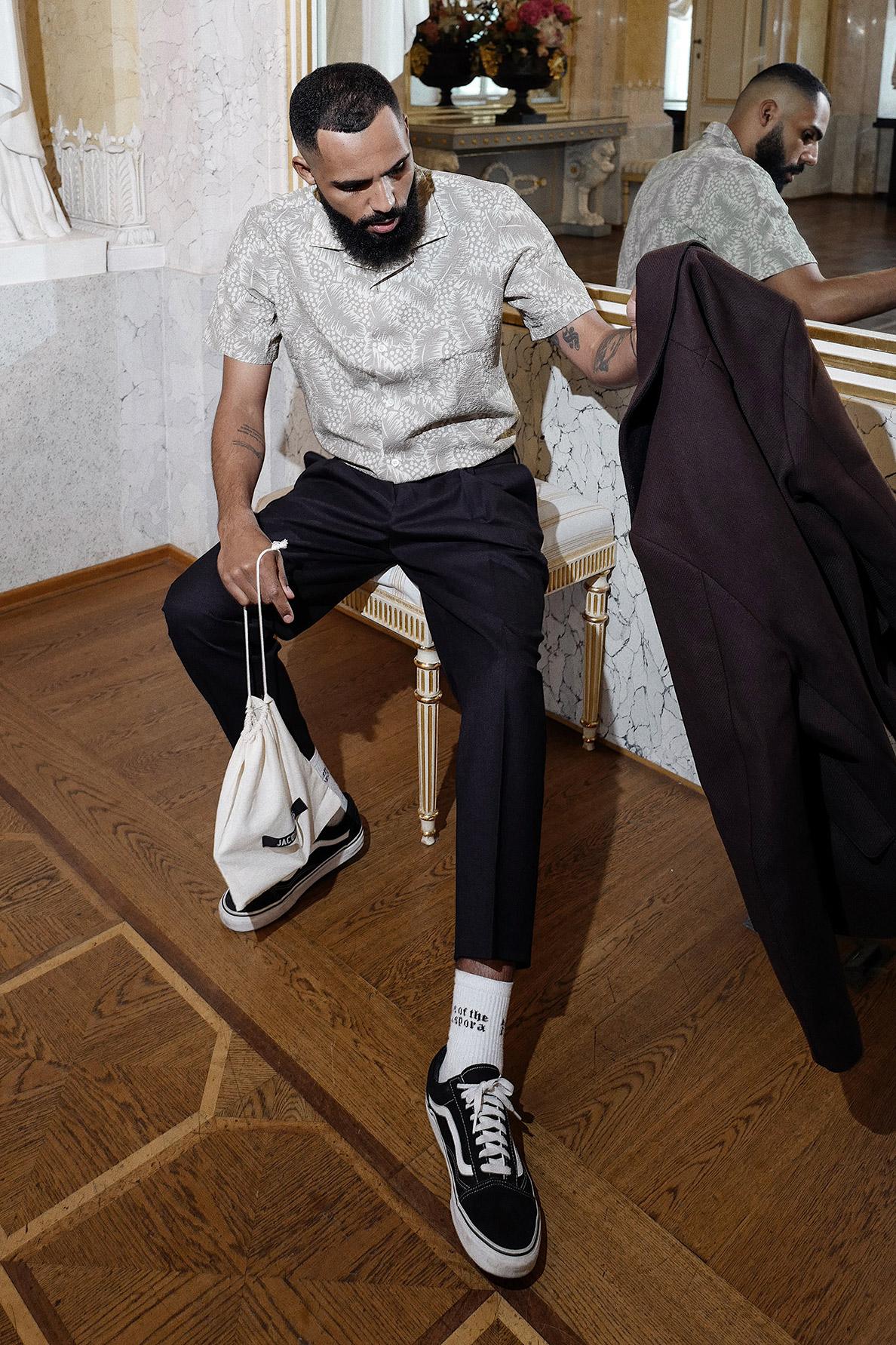 Menswear Guide mit MR PORTER: So trägt man printed Shirts
