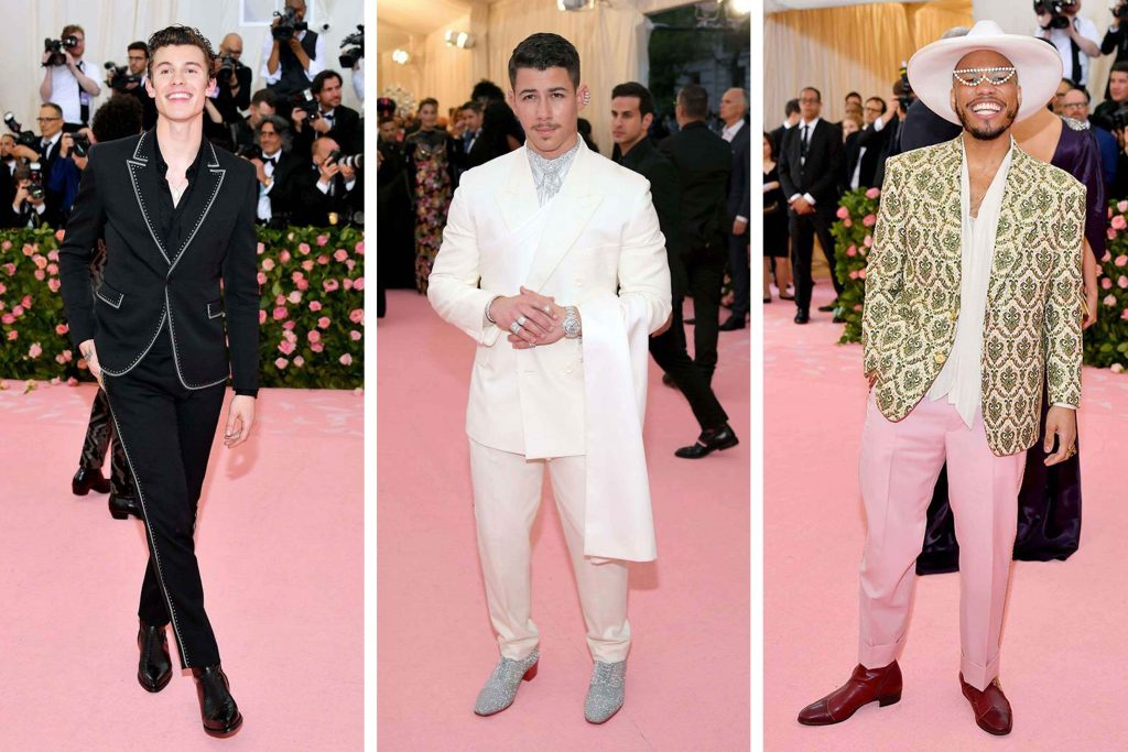 Best dressed men at Met Gala 2019