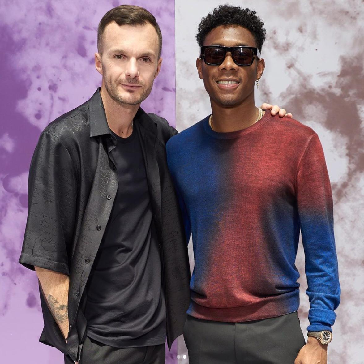 Die stylischsten Fußballspieler 2019: David Alaba