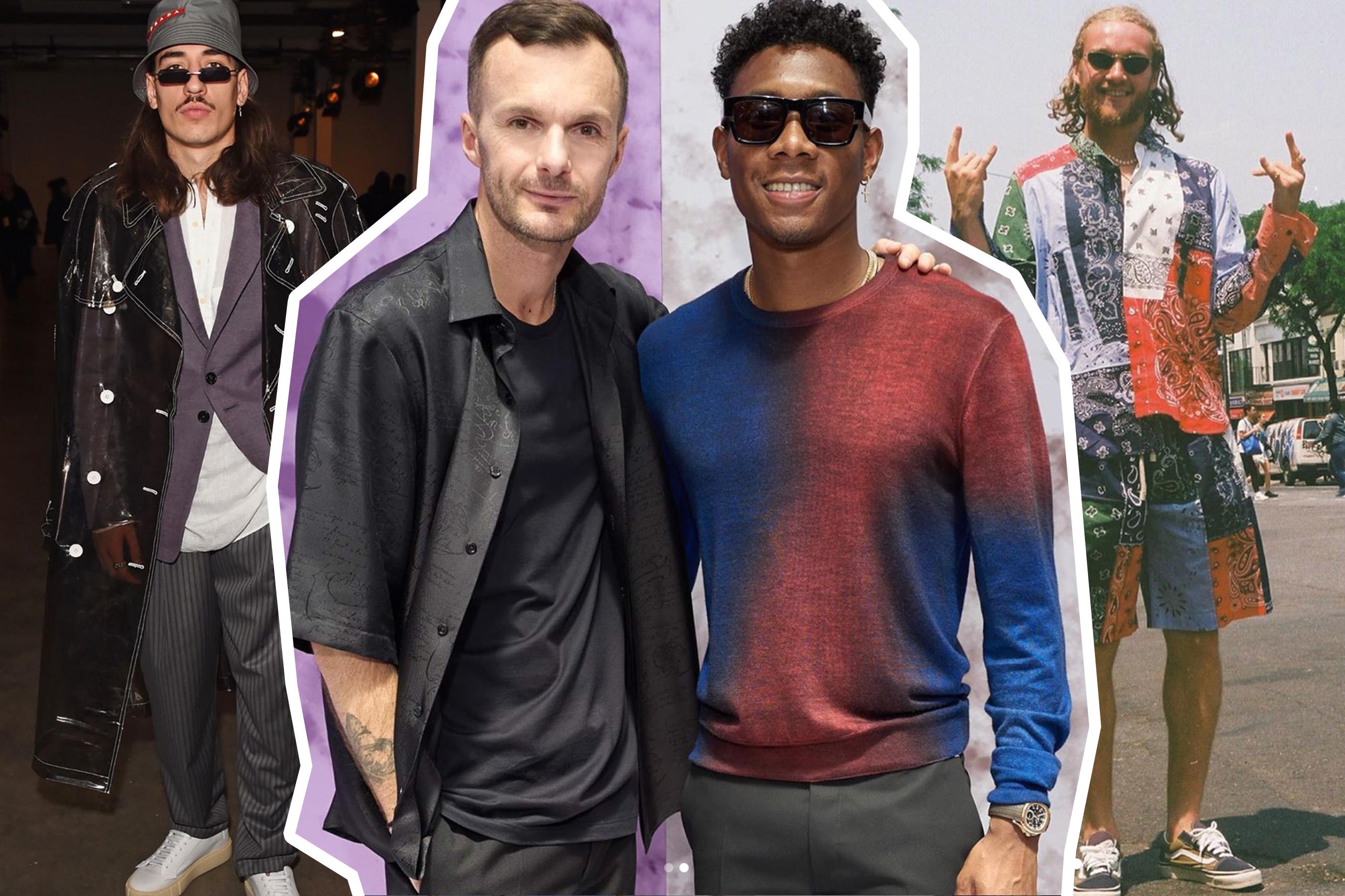 Die stylischsten Fußballer 2019