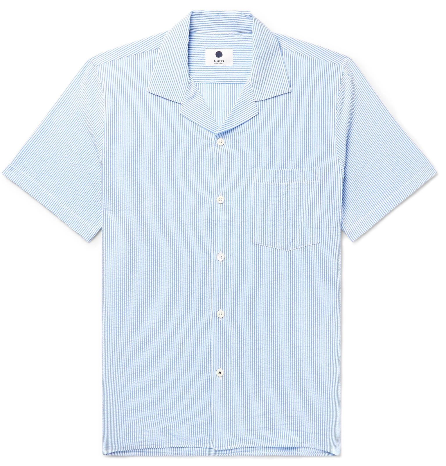 NN07 short sleeve shirt