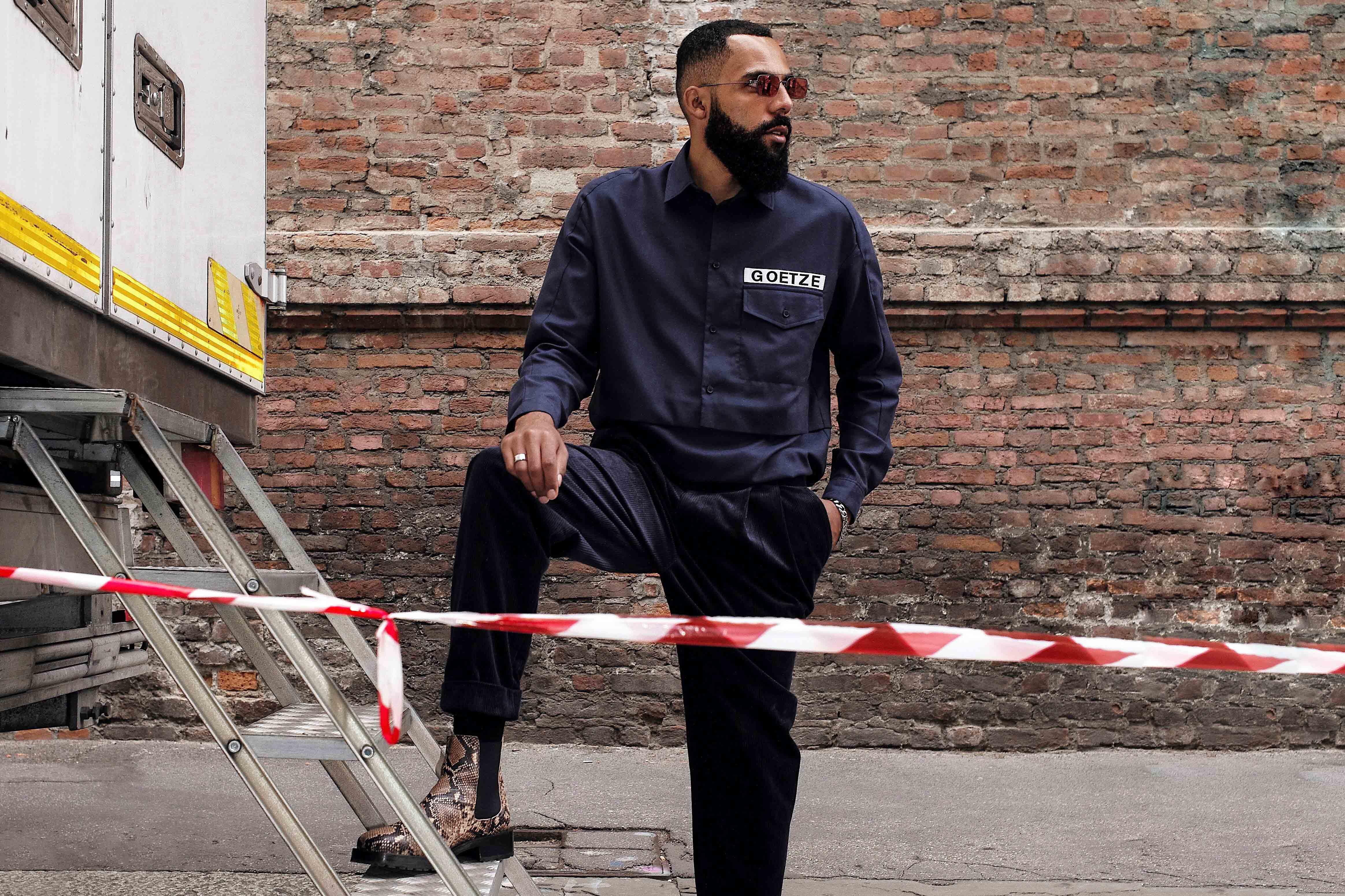 Menswear Newcomer Brands: GOETZE