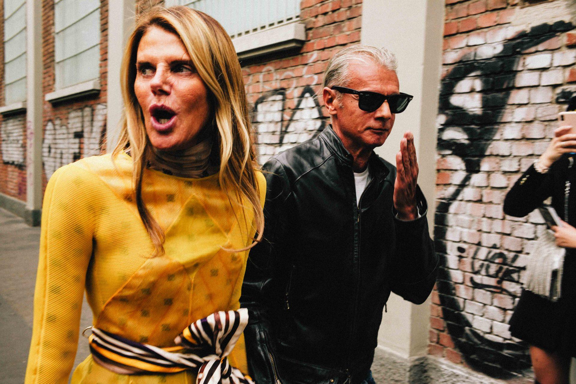 Trashion: Die skurrilsten Fashion Week Momente