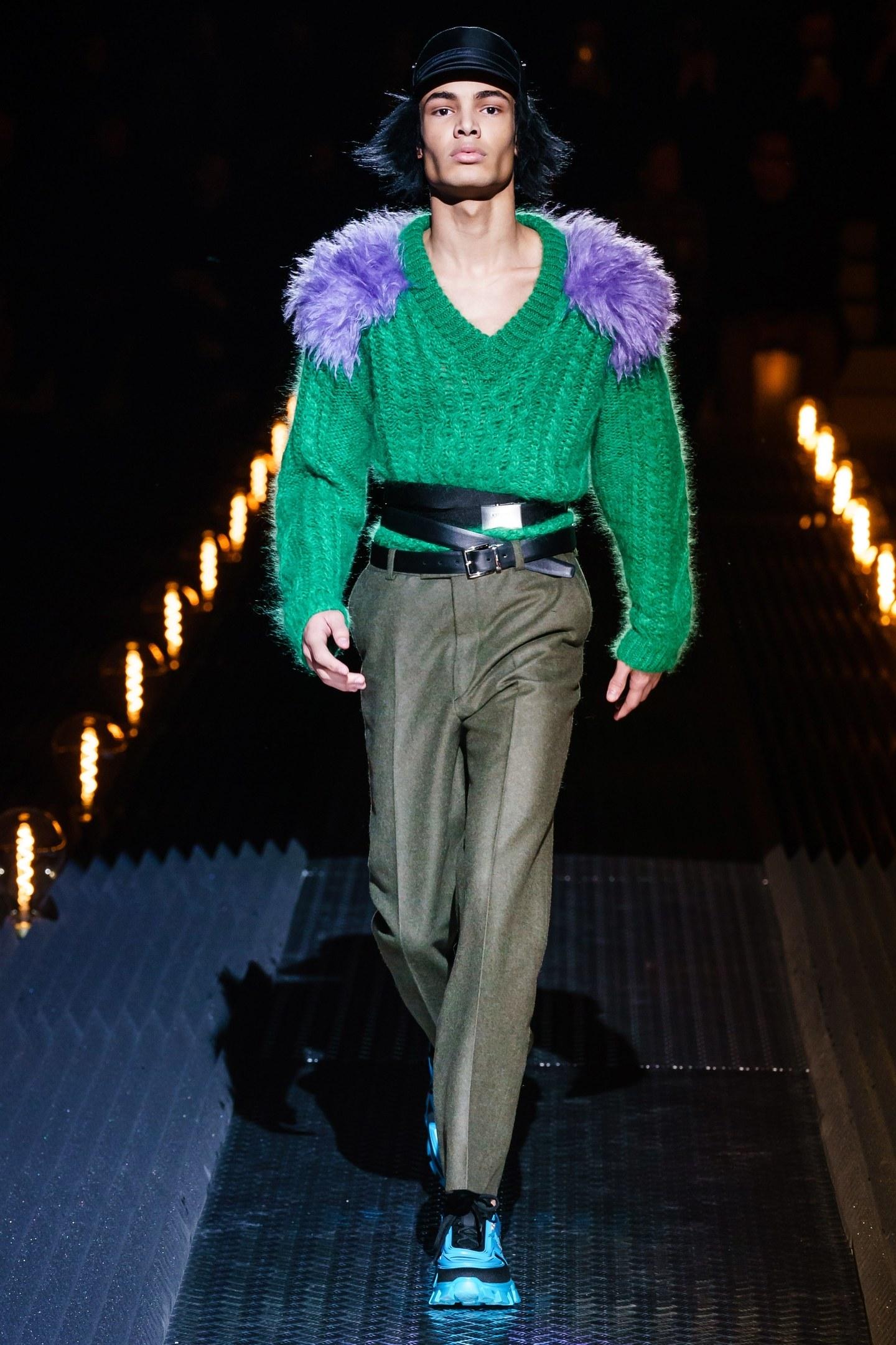 Knitwear Trend: Strickpullover für Männer sind wieder cool