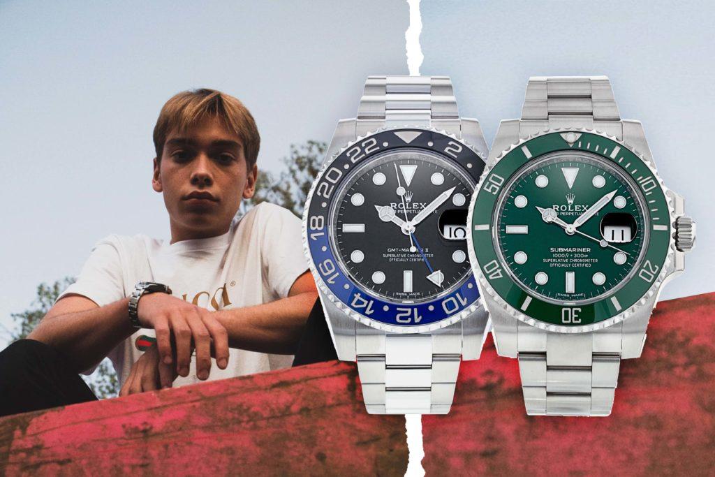 Die wertvollsten Rolex Uhren zum Investieren