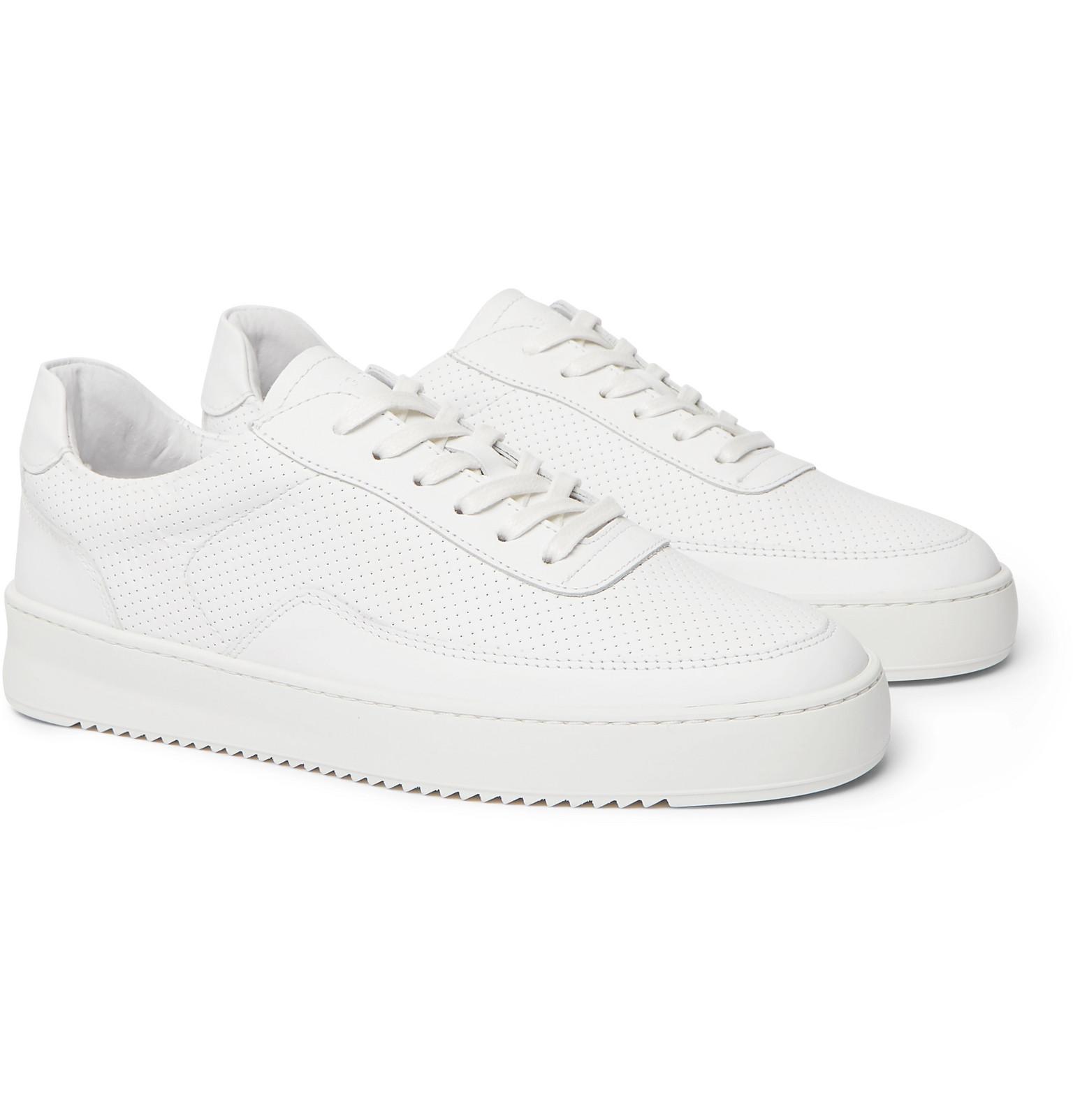 Die besten weißen Sneaker 2020: Filling Pieces white sneakers