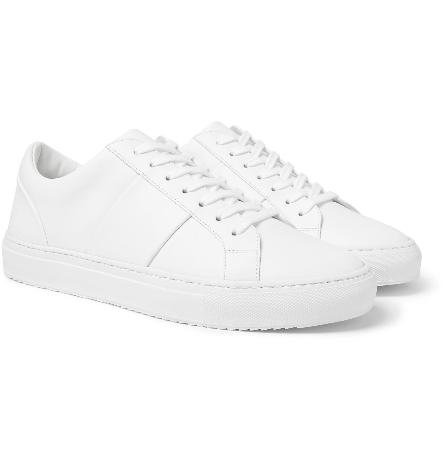 Die besten weißen Sneaker 2020: Mr. P white sneakers