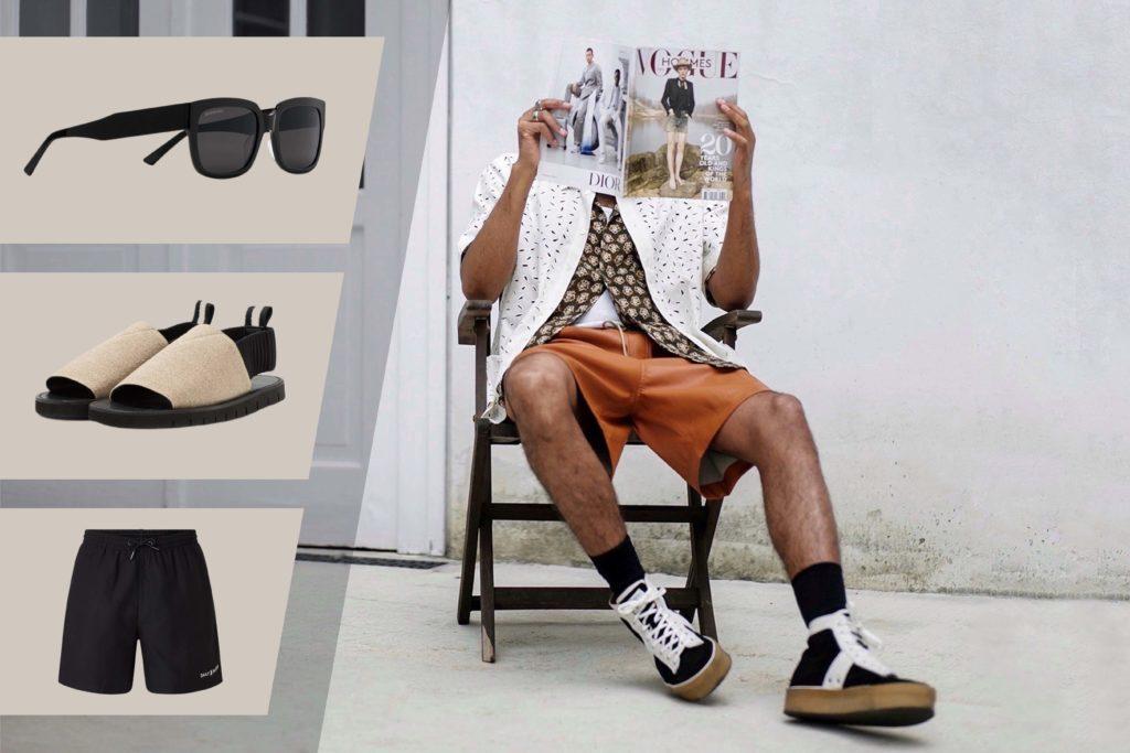 Stylische Must-Haves: Sommer Essentials für Männer