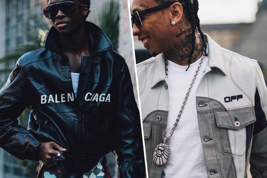 Die beliebtesten Modemarken für Männer