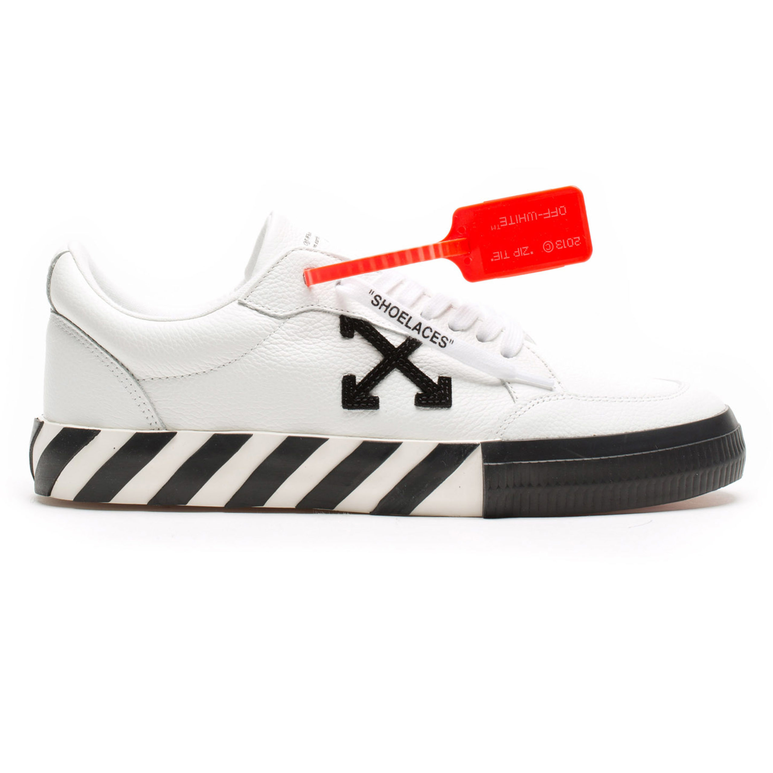 Off-White Vulcanized Sneakers