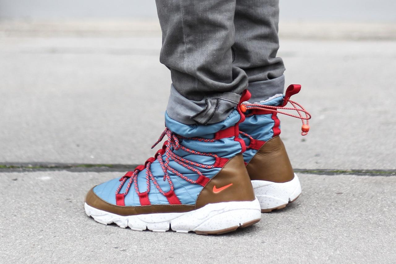 Nike Roshe Run Winter Boots | New Kiss