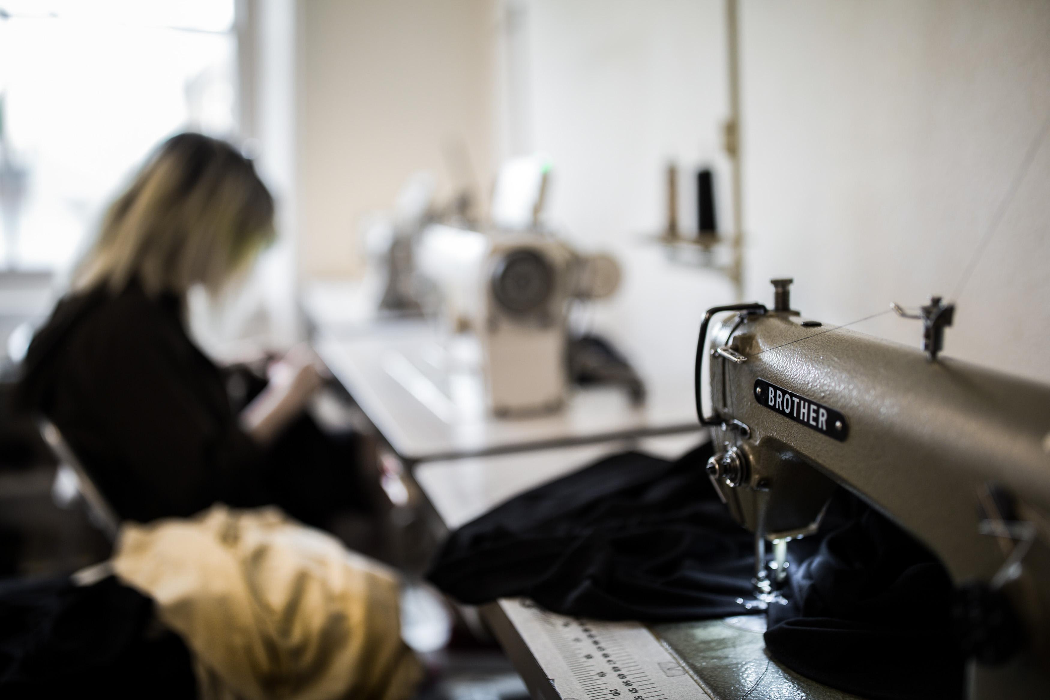Inside the Rabbithole London Atelier