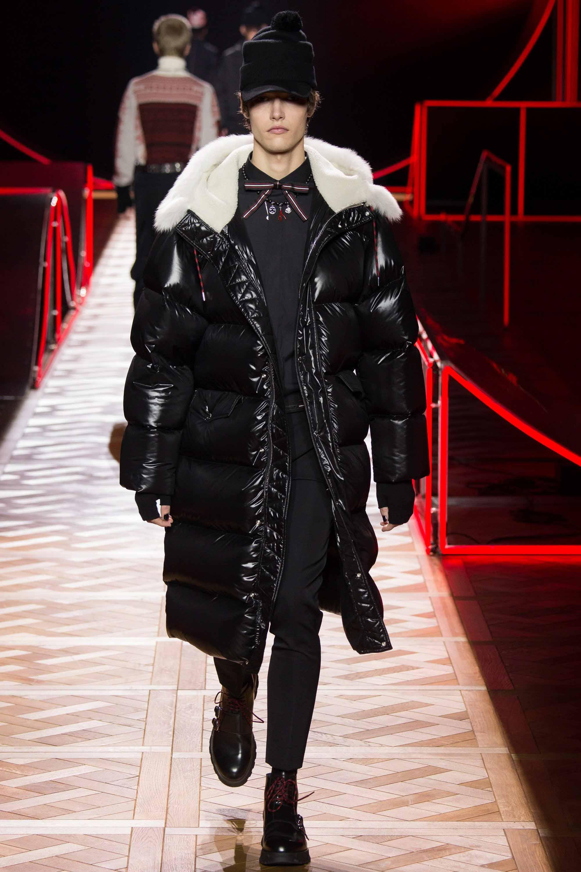 Dior AW16 Fur Coat