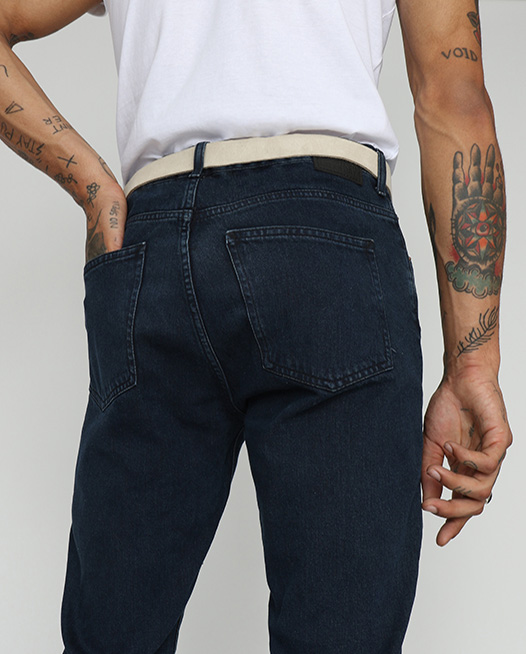 #weekdayjeans commercial 2016 with tattooed model