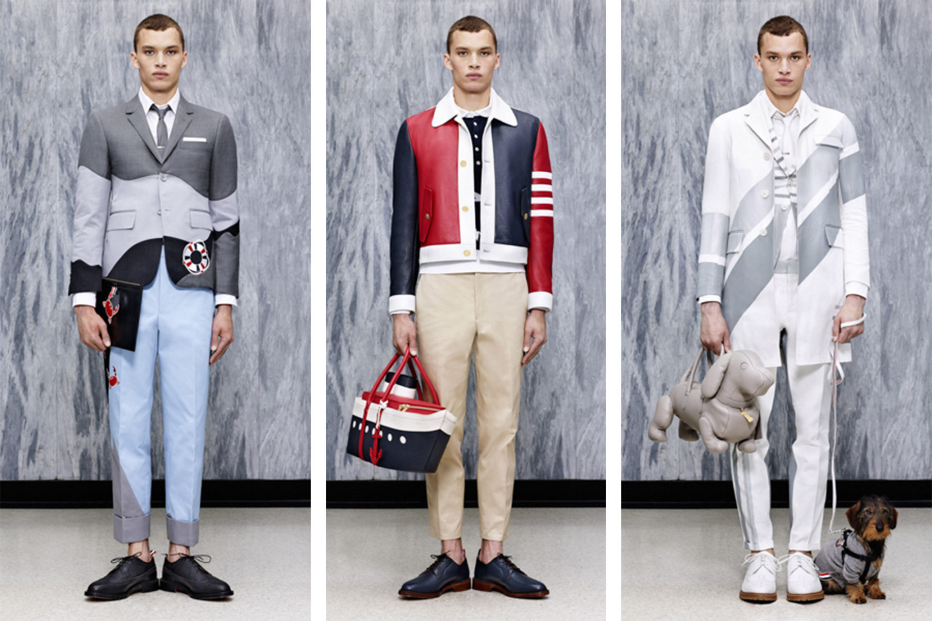 Thom Browne SS17 Collection