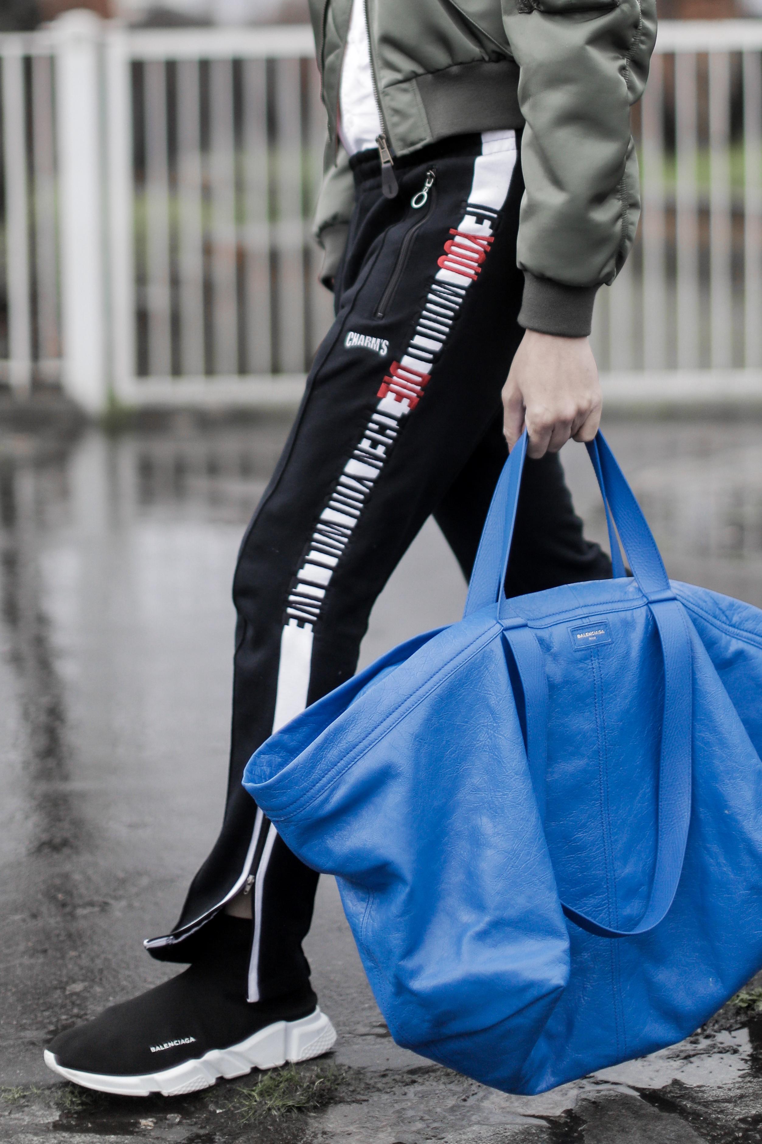 Street Style during Paris Fashion Week