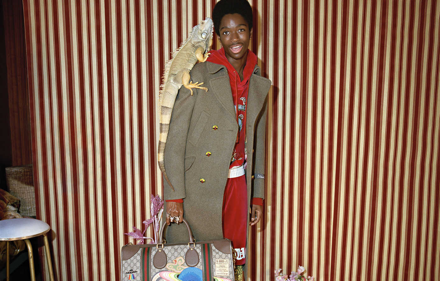 Gucci Pre-Fall 2017 Lookbook