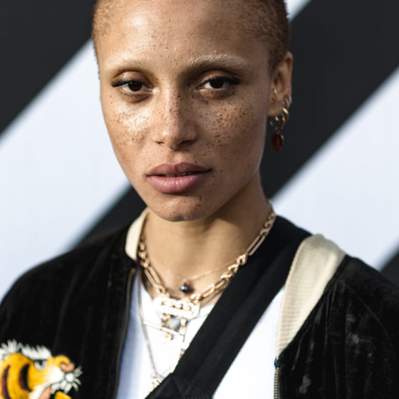 Adwoa Aboah at the Bread and Butter Pre Event in Berlin
