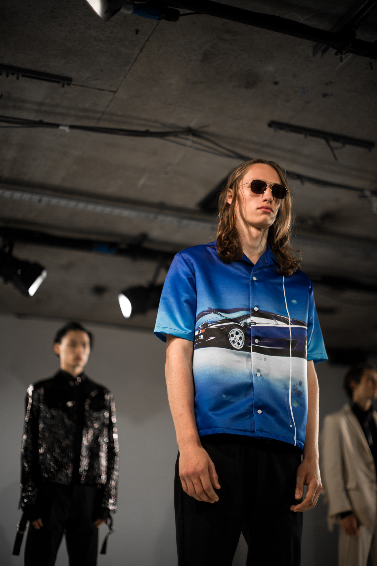 Blood Brother SS18 presentation at London Fashion Week Men's
