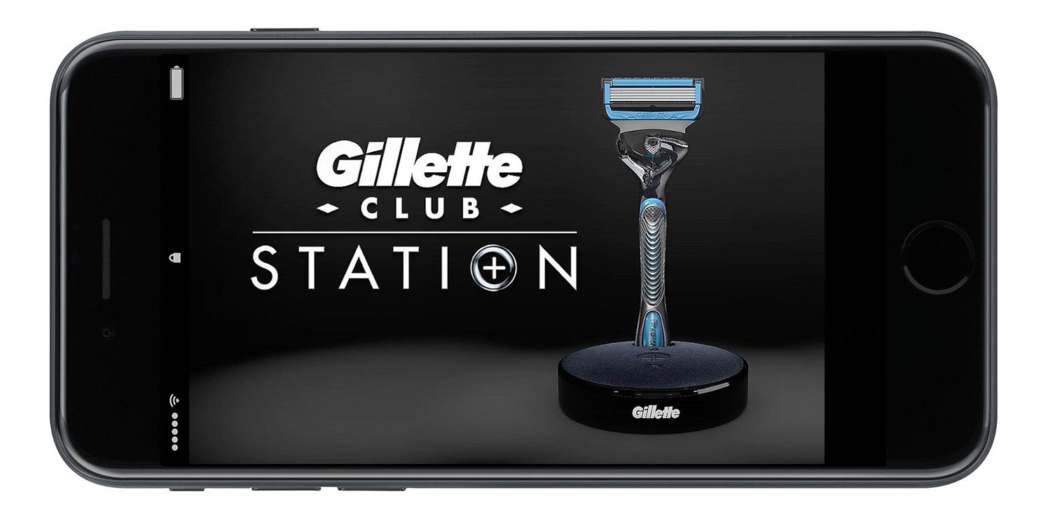 Gillette Club Station