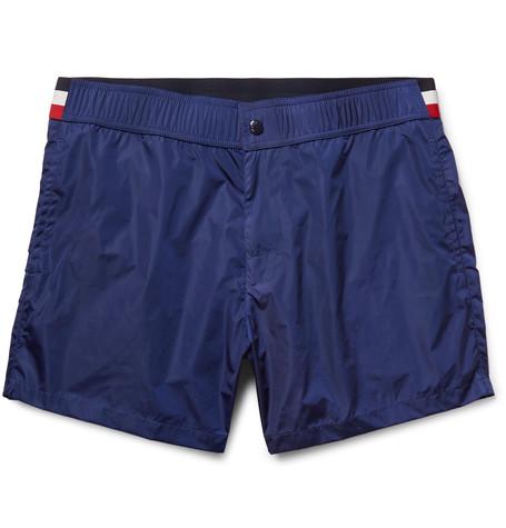 MonclerShort-Length Swim Shorts