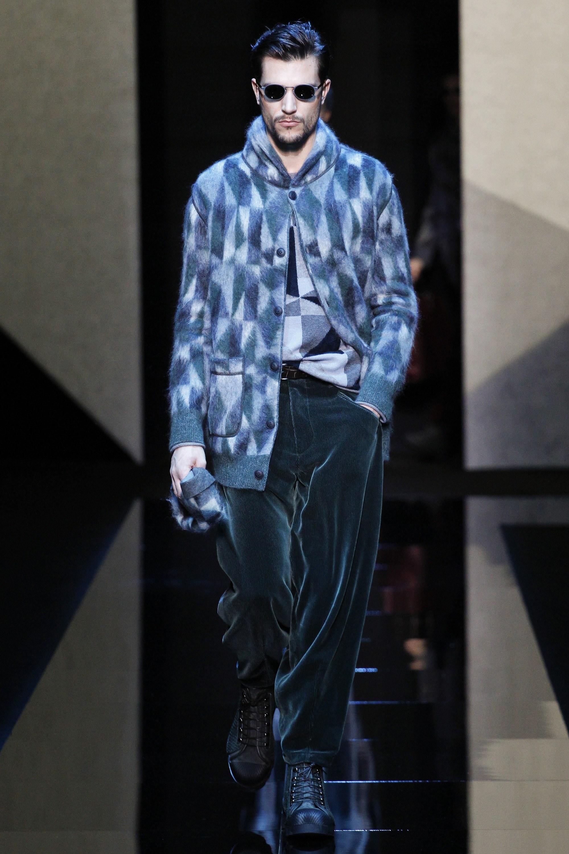 Corduroy Trend 2017: Giorgio Armani