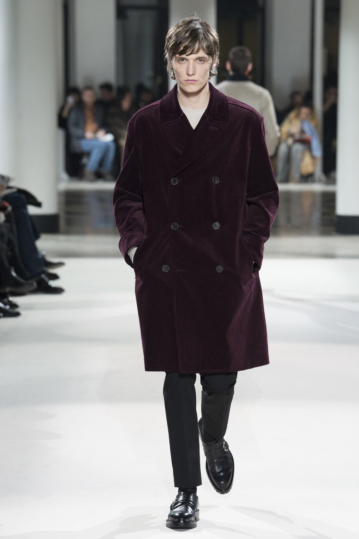 Corduroy Trend 2017: Hermès