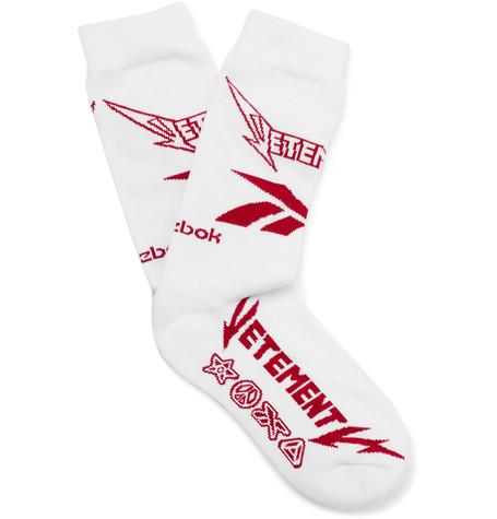 Reebok X Vetements Socks