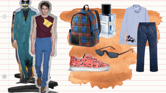 Favourites Men's Fashion Pieces of the week by New Kiss on the Blog