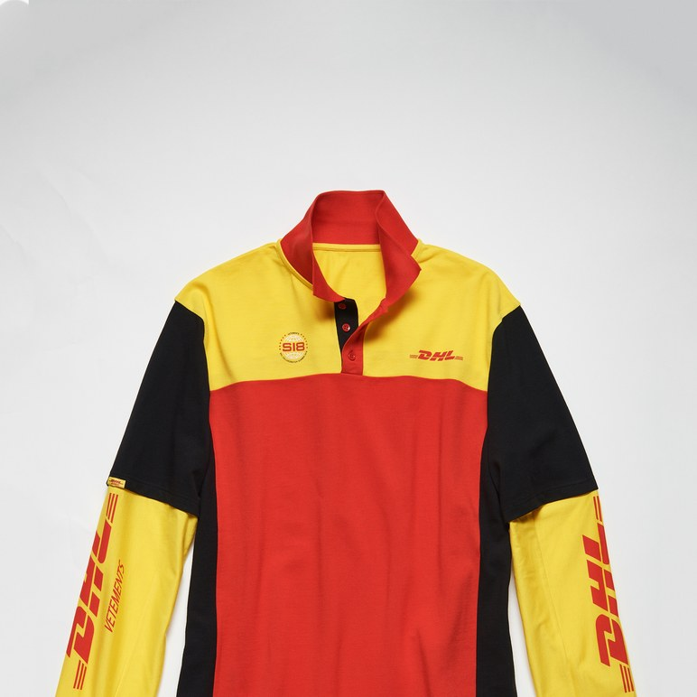 DHL X Vetements Collection