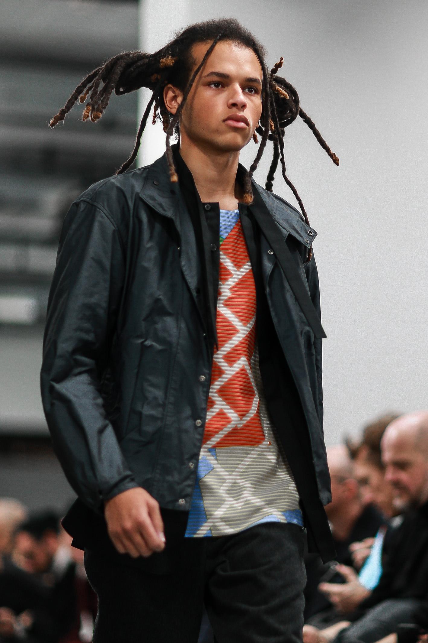 Japanische Designer auf der Paris Fashion Week: Issey Miyake