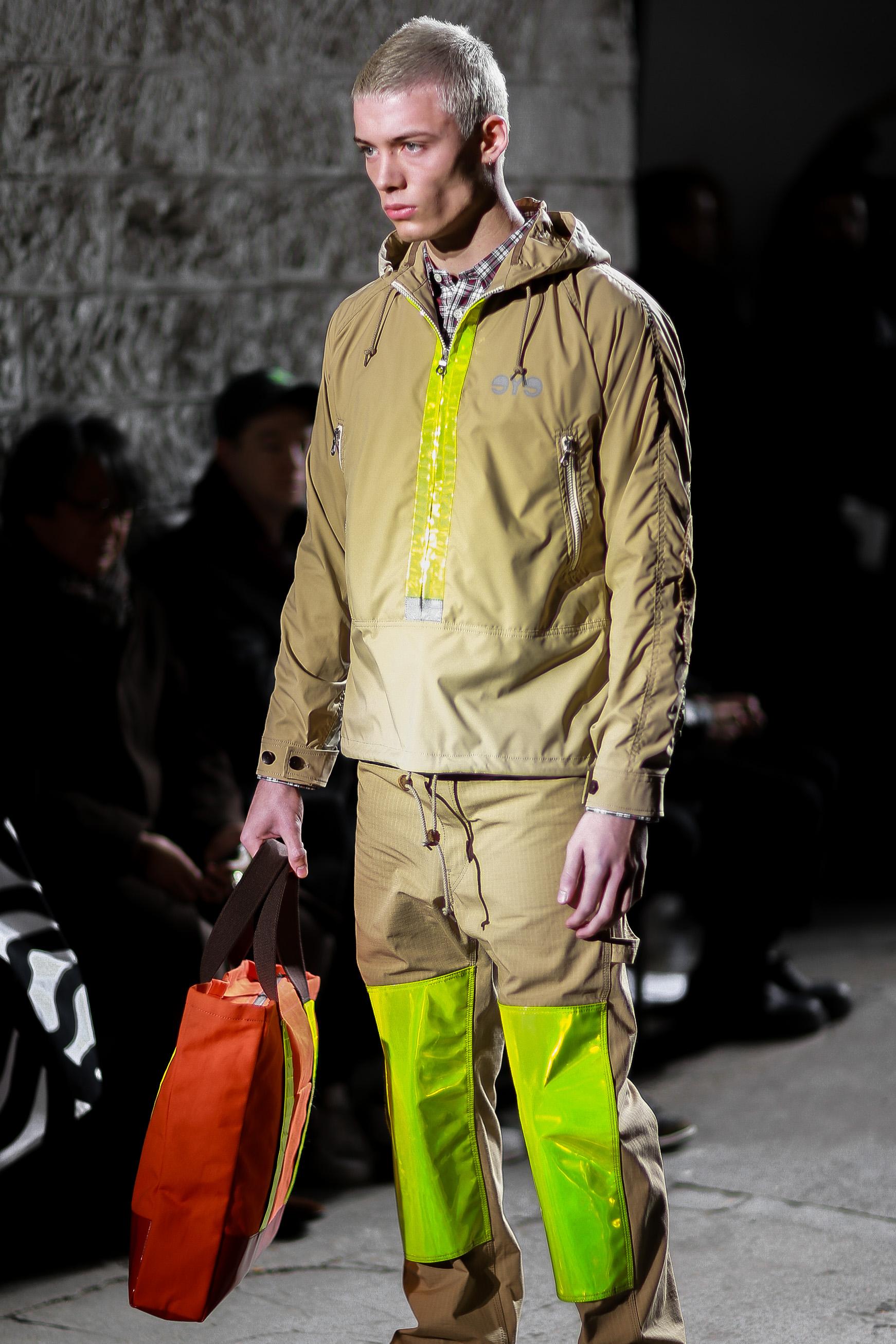 Japanische Designer auf der Paris Fashion Week: Junta Watanabe