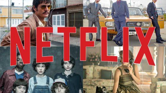 Die stylischsten Netflix Serien