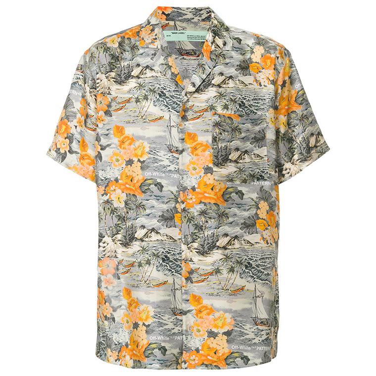Off-White Hawaii Shirt