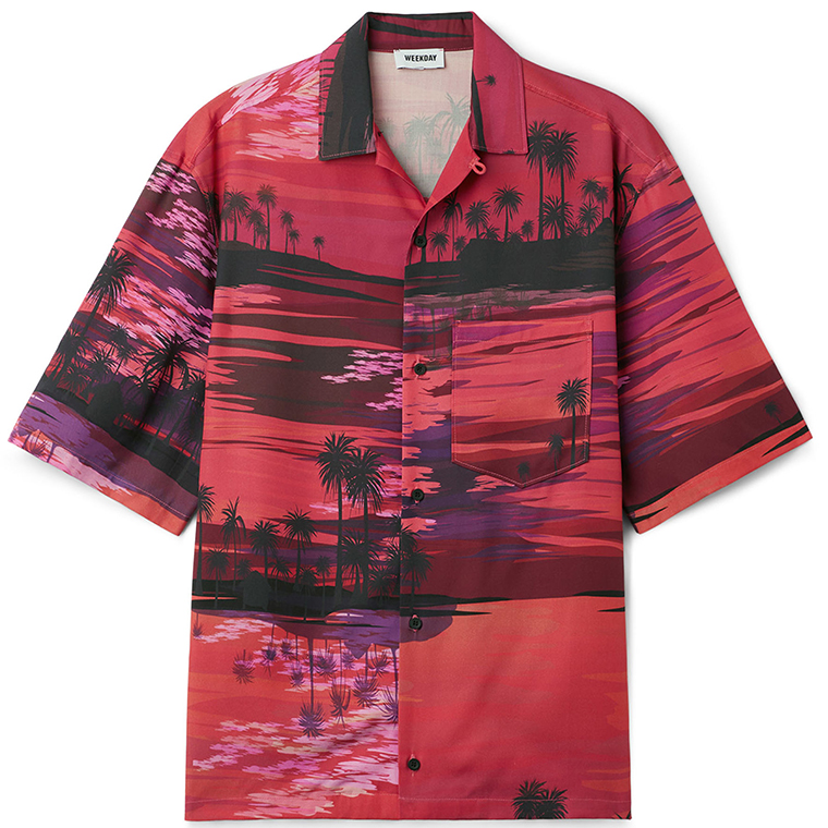 Weekday Hawaii Shirt