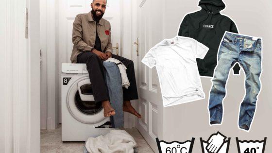 Waschguide für Männer mit der Samsung QuickDrive