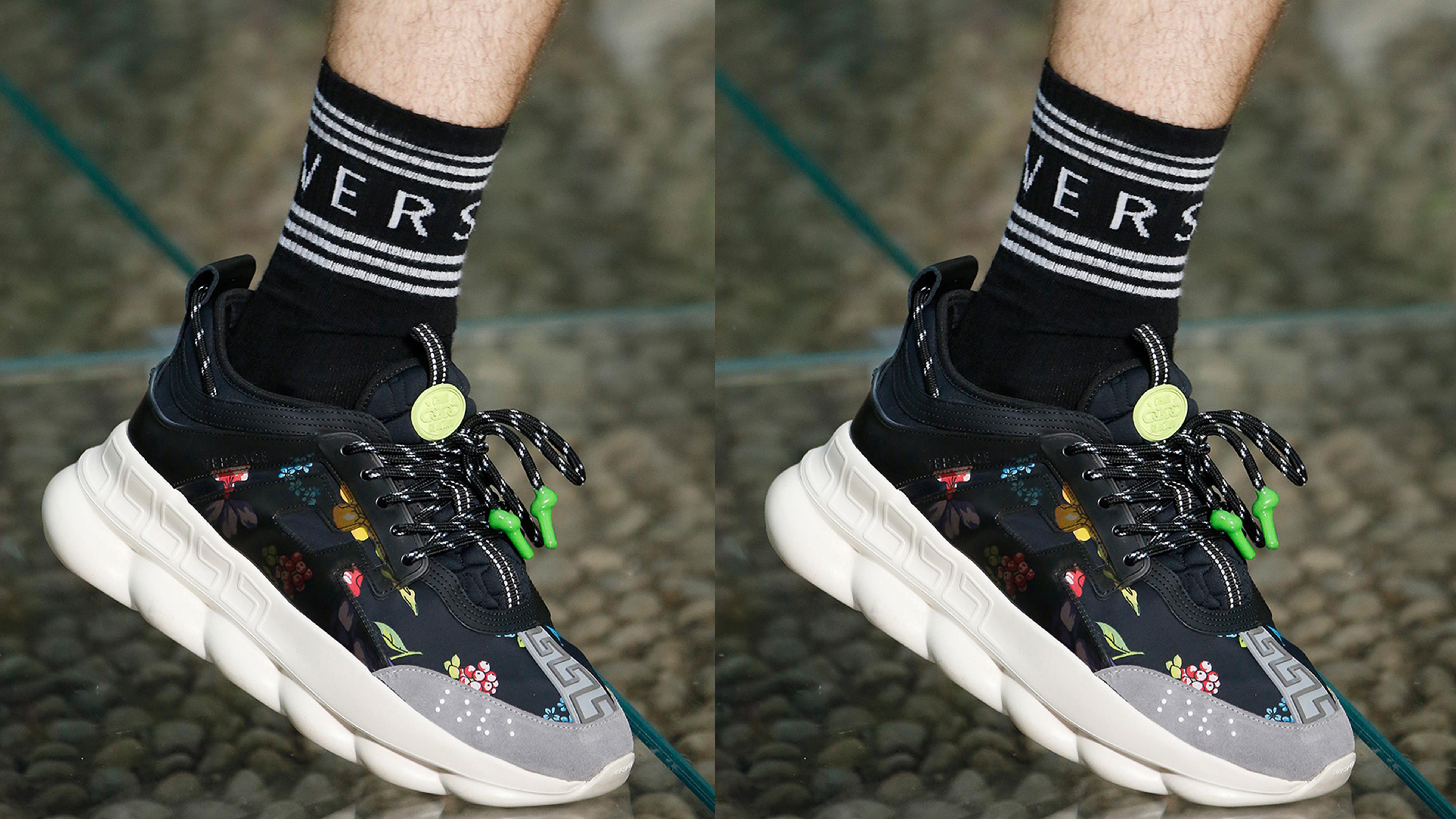 Die besten Sneaker 2018/2019: Versace
