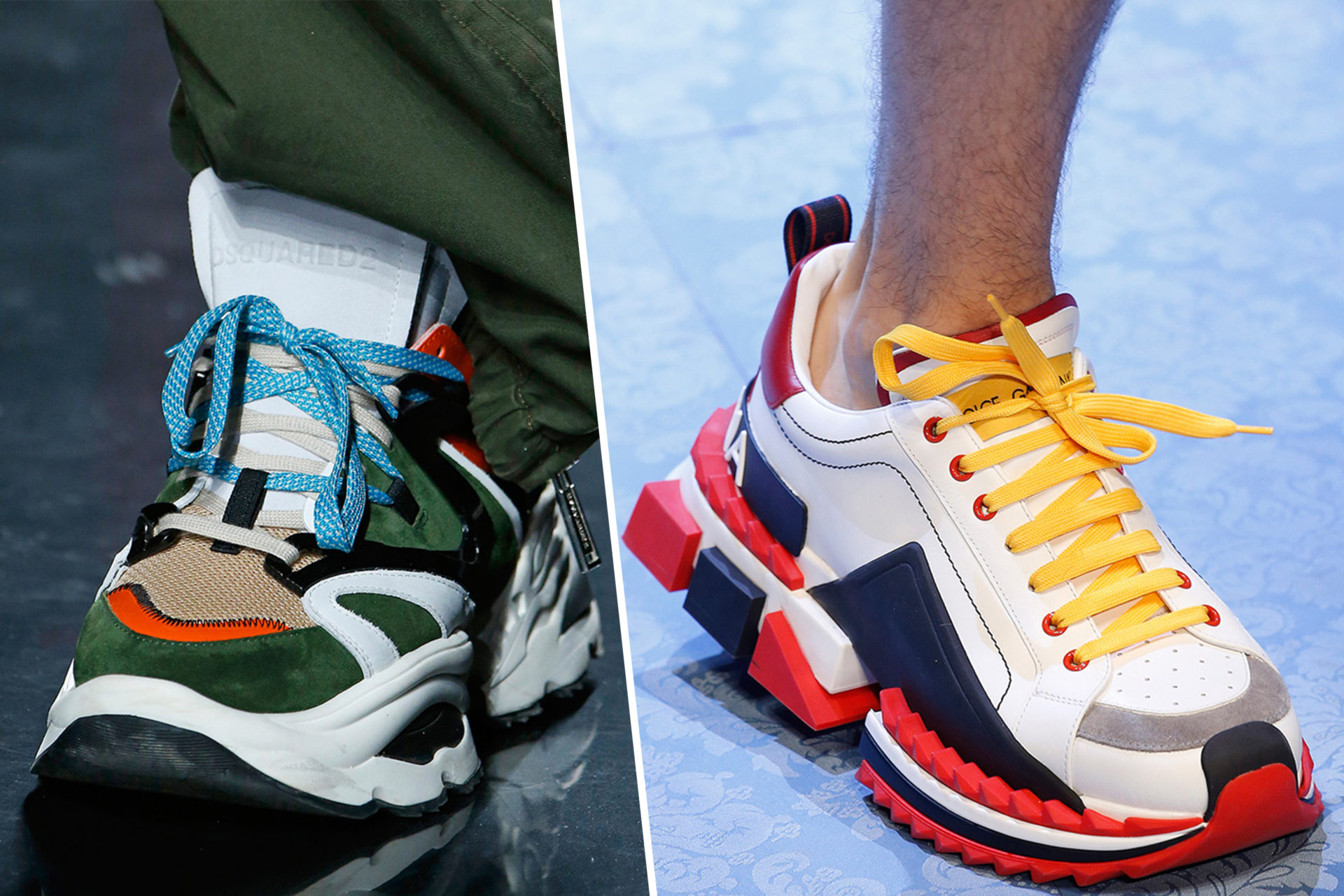 Die besten Sneaker 2018/2019