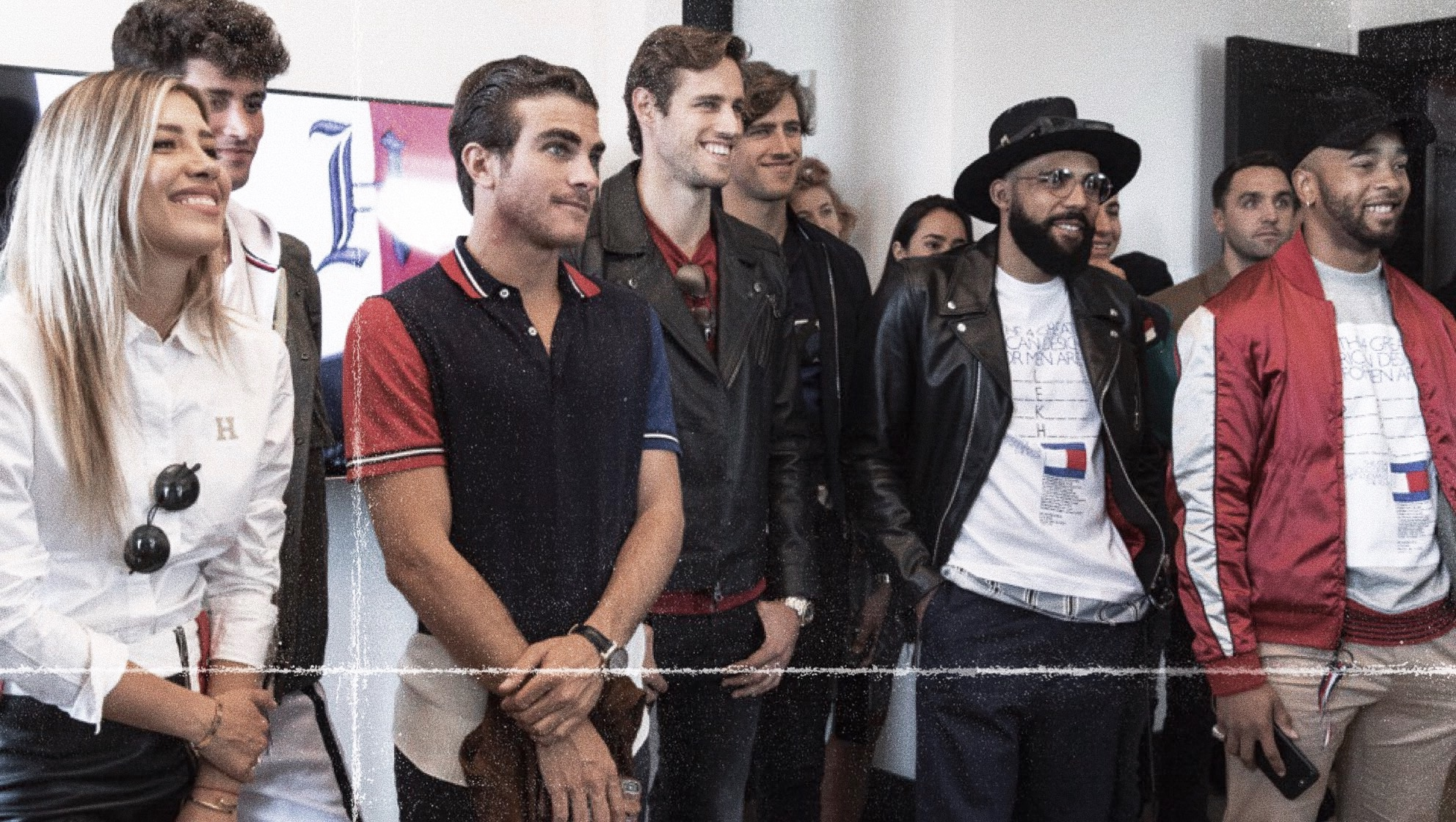 Tommy Hilfiger X Lewis Hamilton Presentation in New York