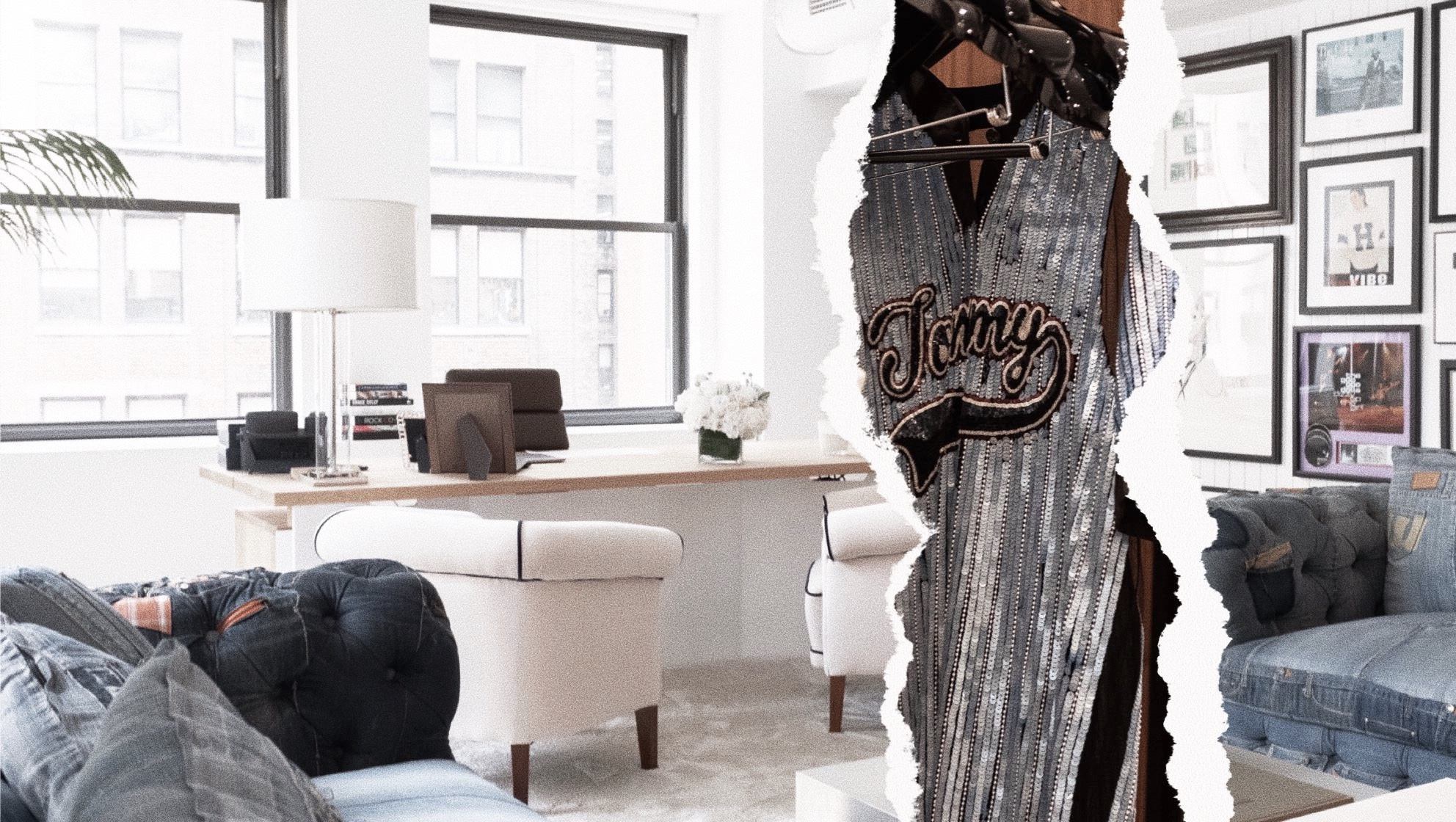 Inside Tommy Hilfiger's New York Office