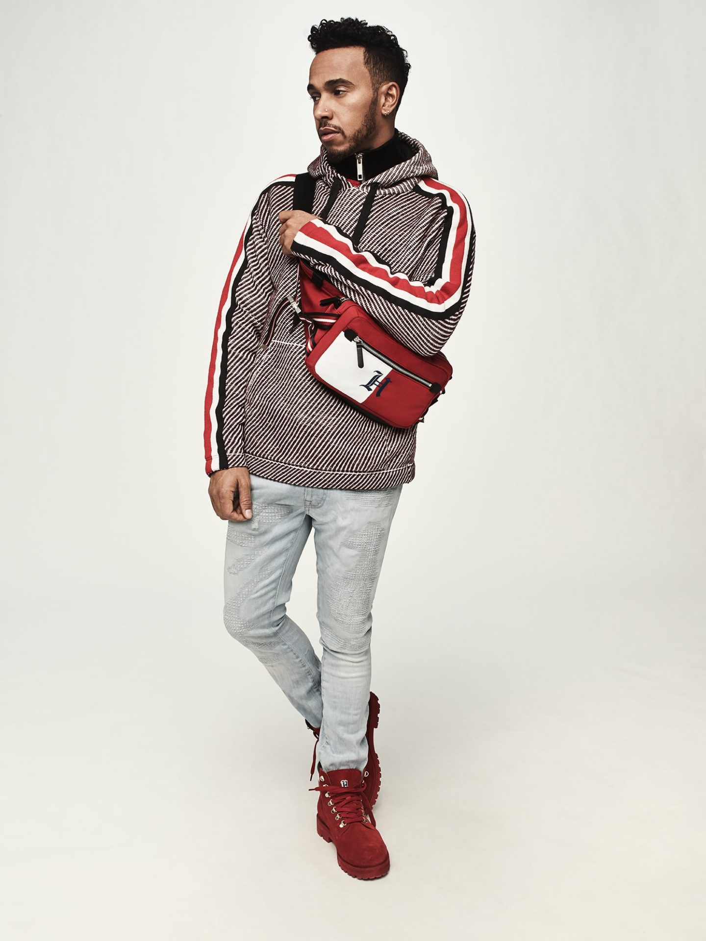 Tommy Hilfiger X Lewis Hamilton Lookbook