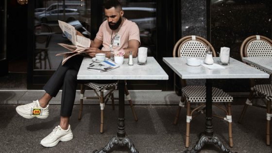 Mr. Porter Menswear Styling