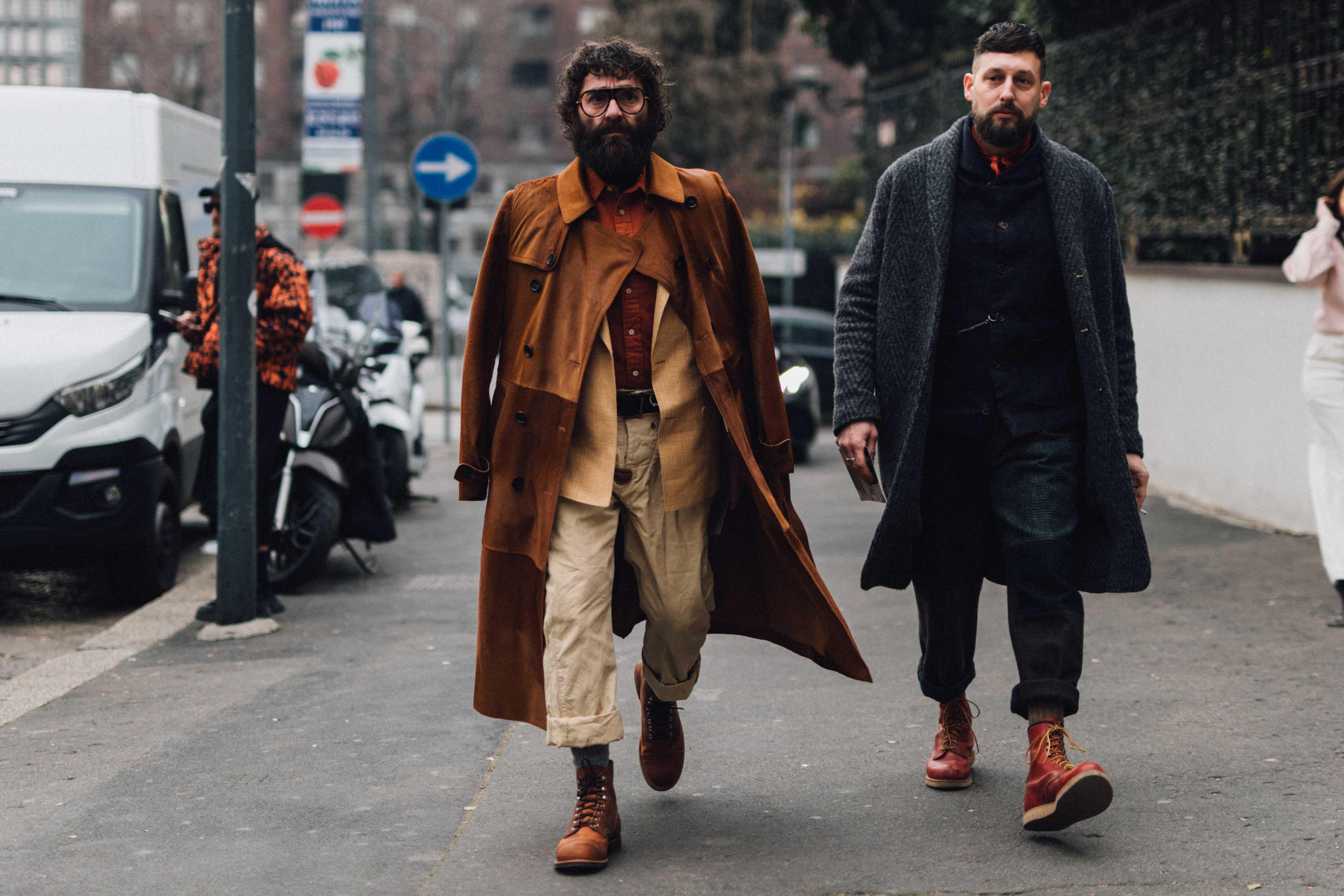 Street Style Milan Fashion Week FW19