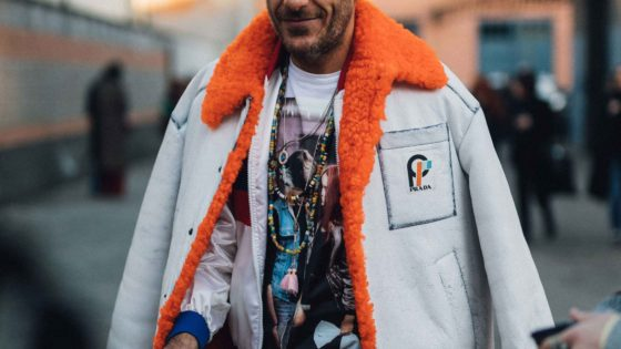 Street Style Milan Fashion Week FW19
