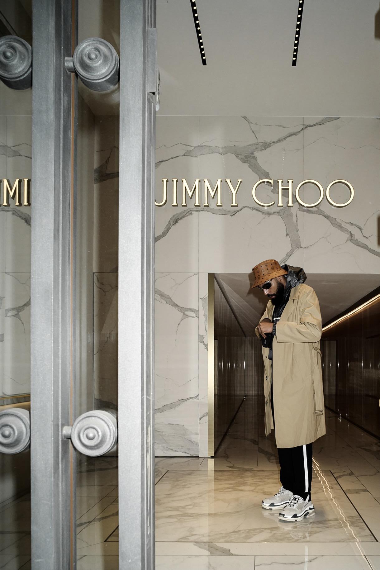 Jimmy Choo Fall/Winter 19 Presentation