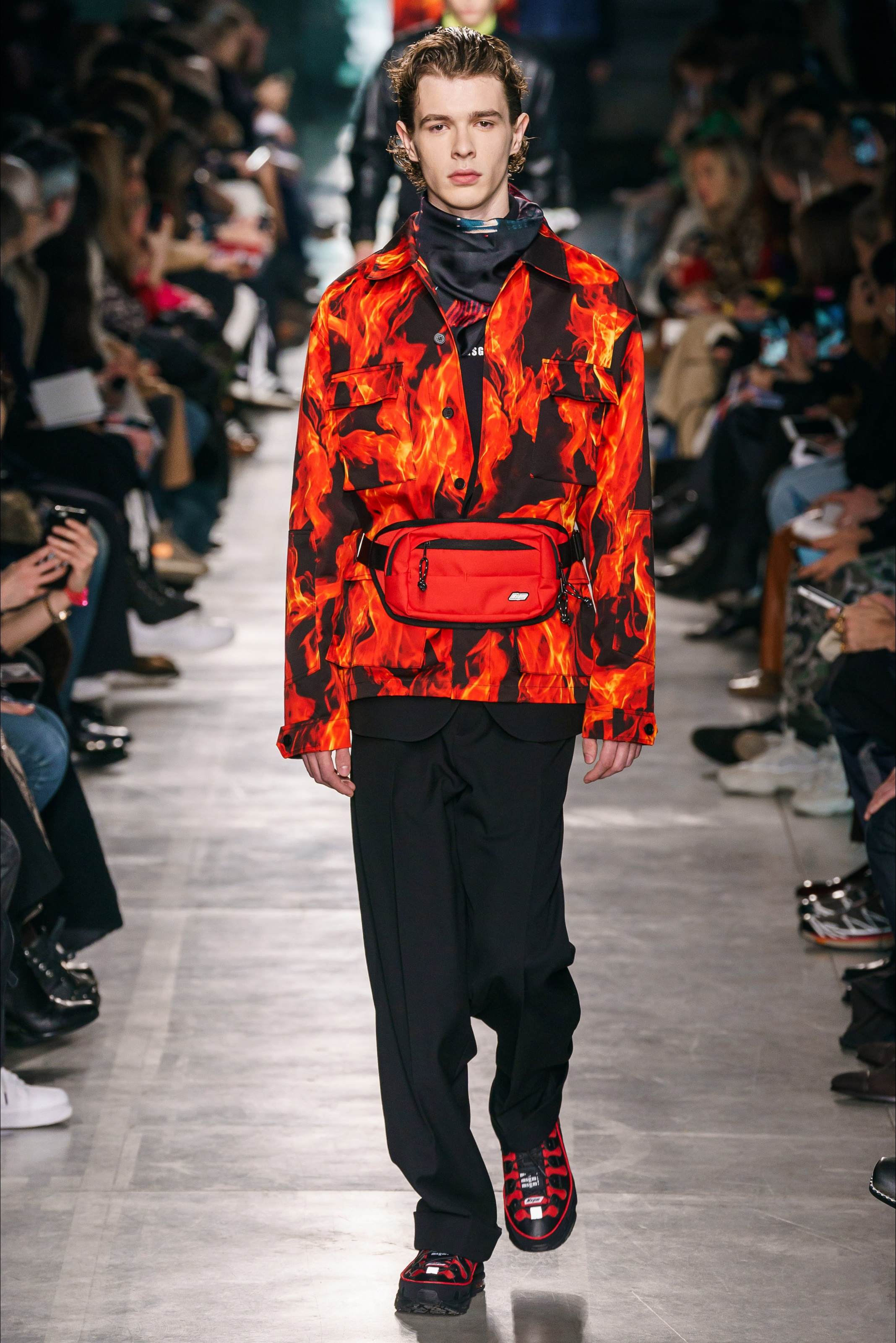 Style Report: MSGM Fall Winter 19