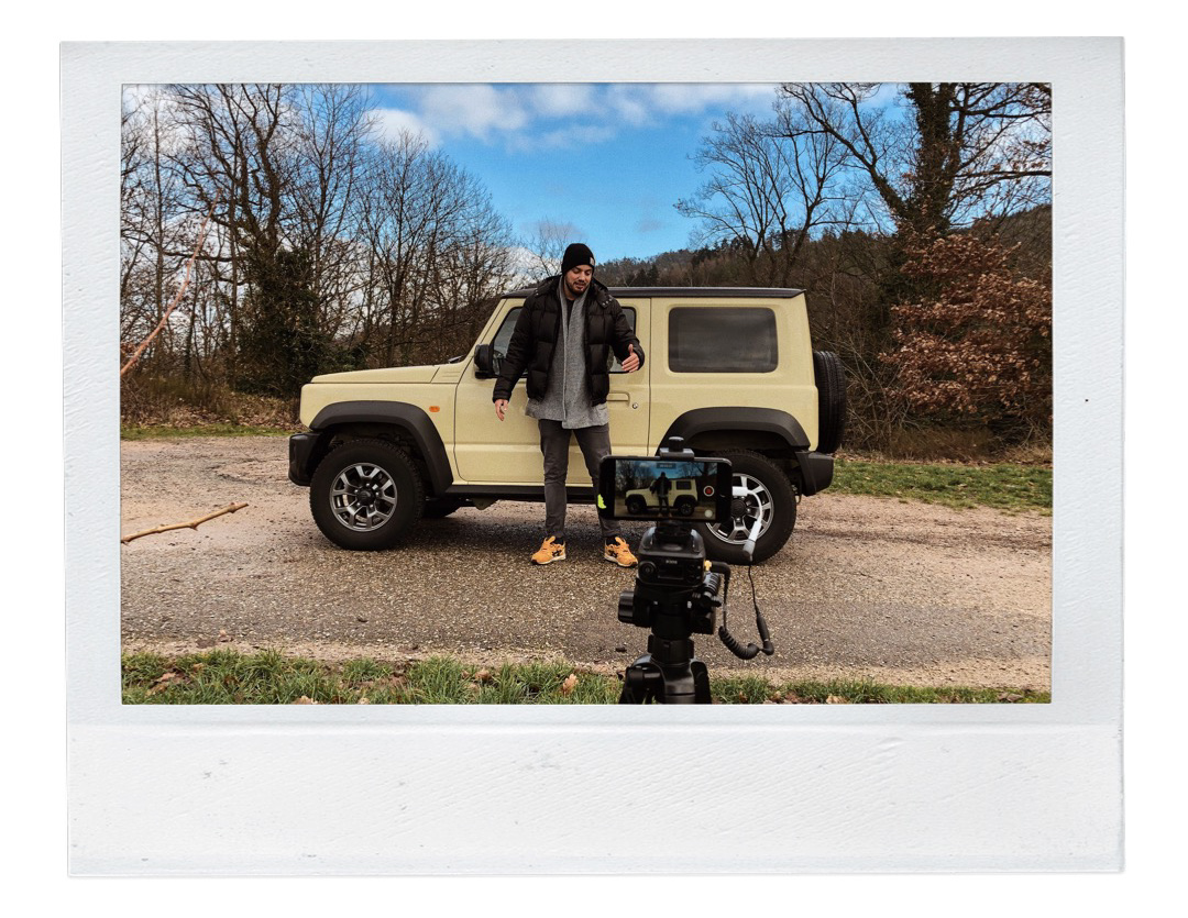 New Kiss on the Blog DRIVE: Der Suzuki Jimny im Test