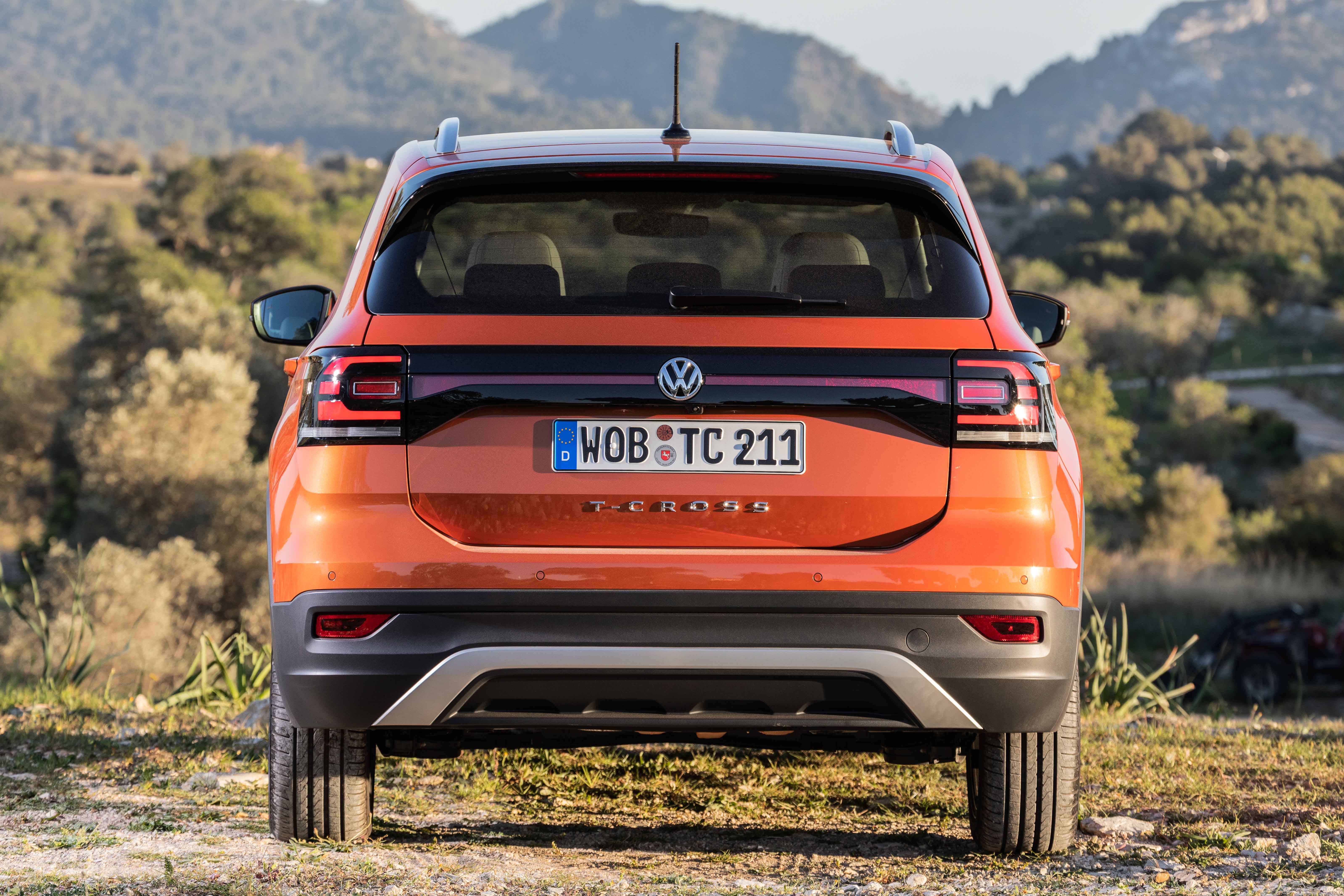 VW-T-Cross Test Drive