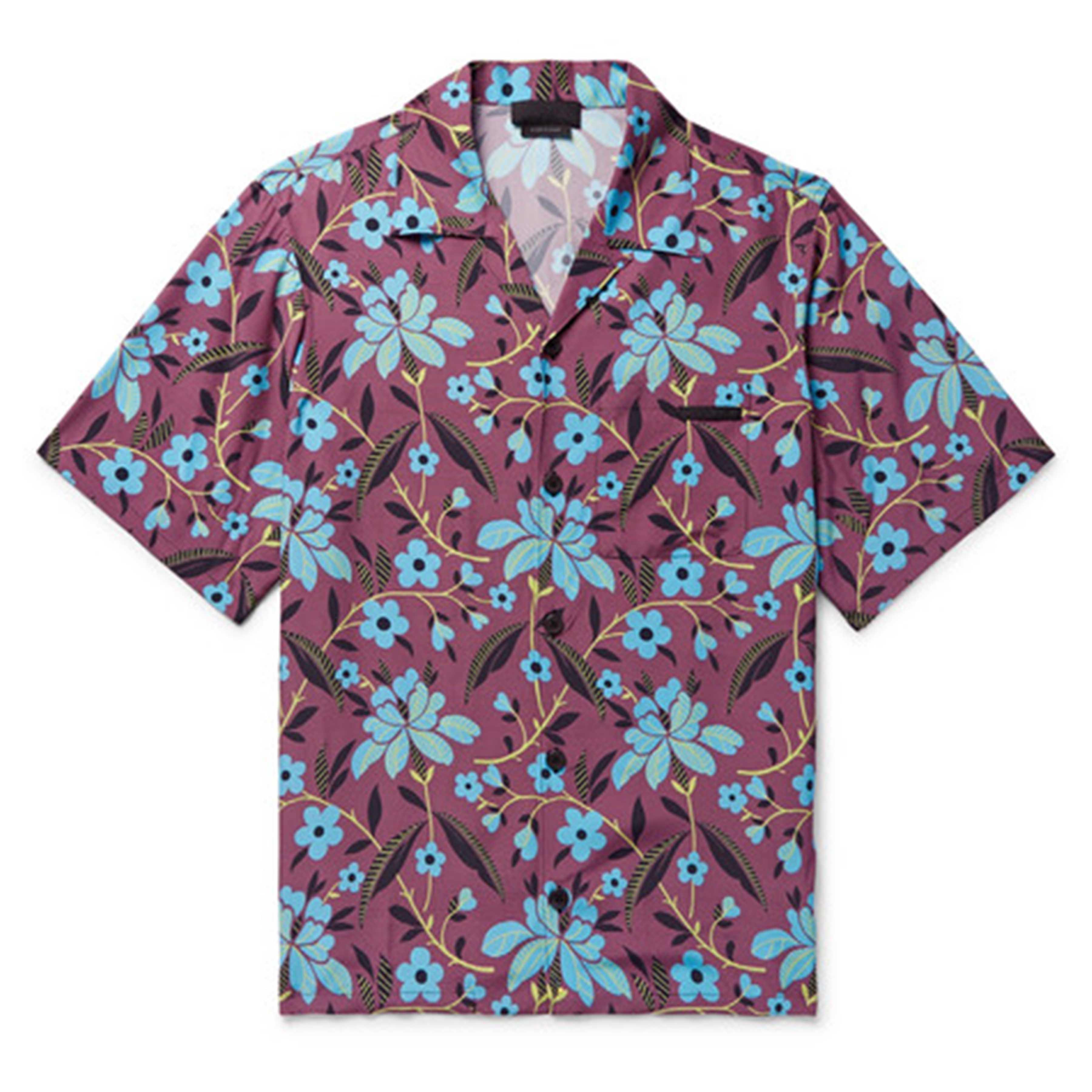 SS19 Printed Shirts: PRADA