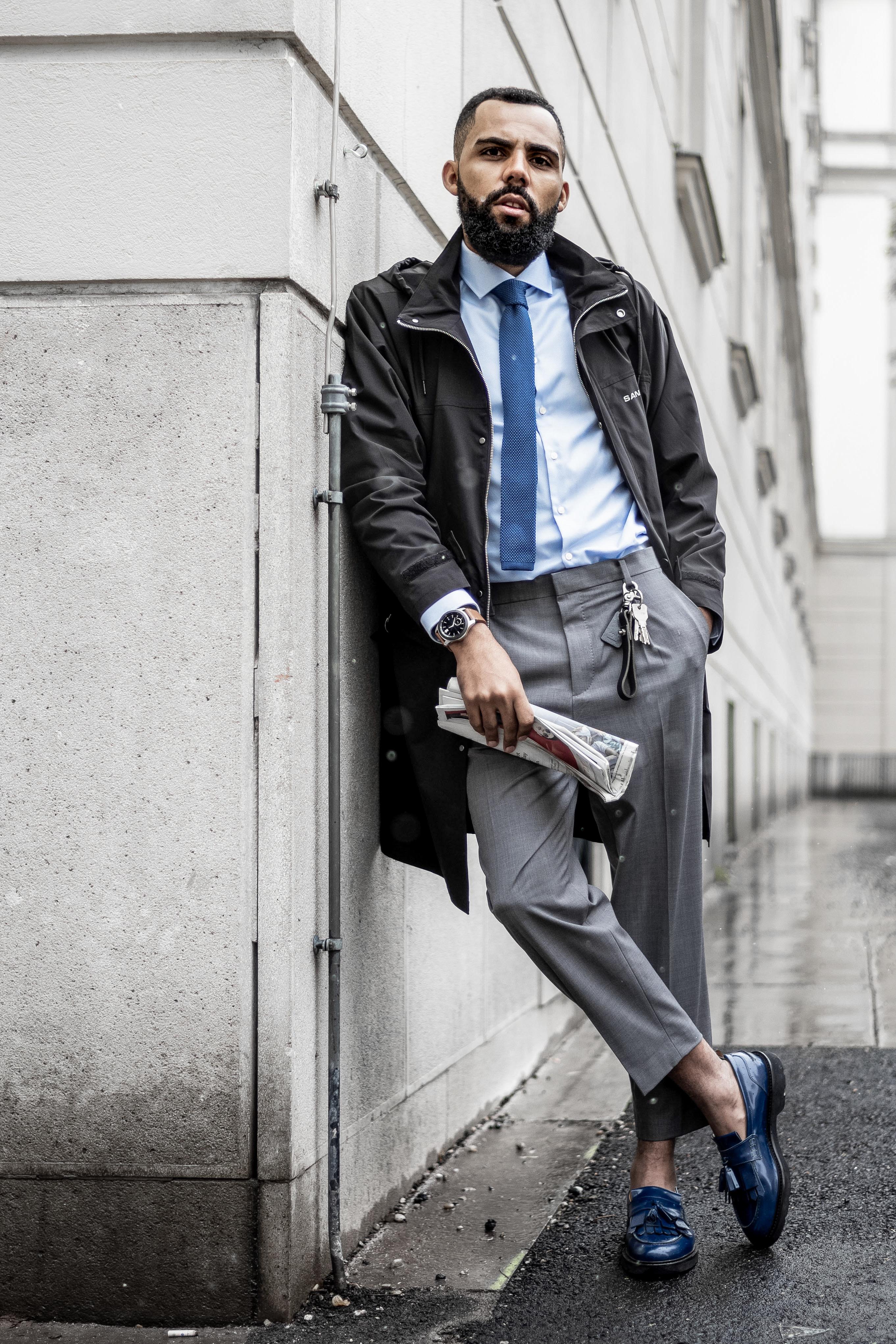 Anzug-Guide: Die zehn Regeln für Männer mit Stil